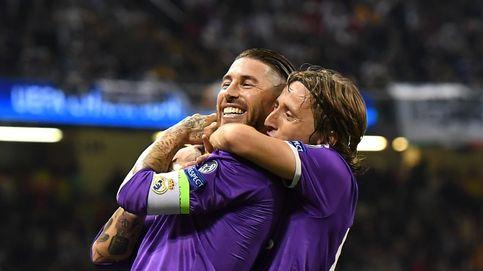 Cómo Sergio Ramos se ha convertido en figura clave entre Modric y Florentino