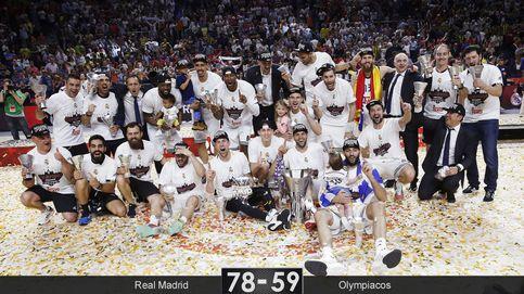 El Real Madrid alcanza la gloria de la Novena a lomos del 'Chapu' Nocioni