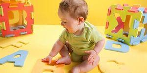 Foto: Estimulación temprana para bebés inquietos