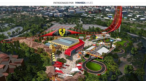 Entradas a Ferrari Land y Port Aventura: viaje a Salou de fin de semana