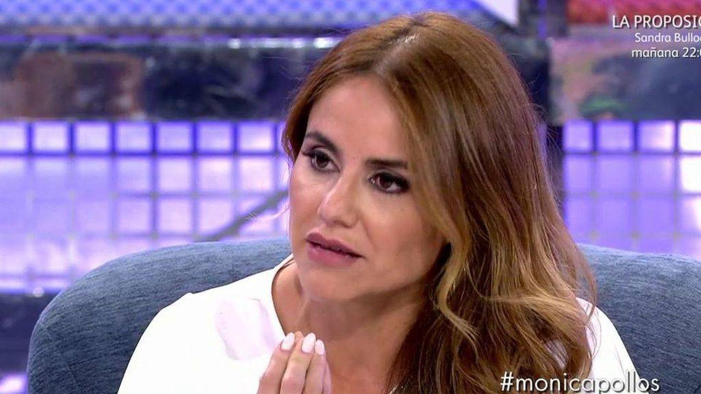 Mónica Hoyos, en 'Sábado Deluxe'. (Mediaset).