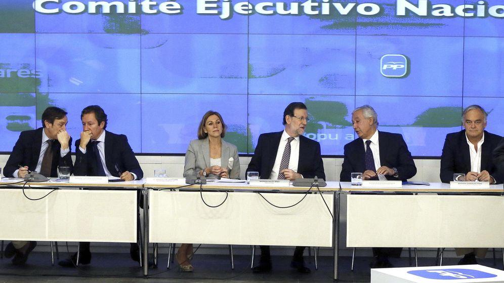Foto: Comité Ejecutivo Nacional del PP. (EFE)