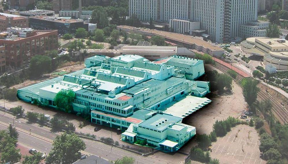 Foto: Vista aérea de la fábrica de Clesa. (Foto: Metrovacesa)