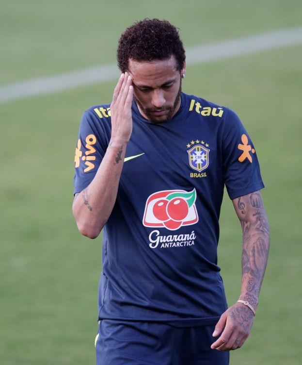 Foto: Neymar en una imagen de archivo. (Reuters)