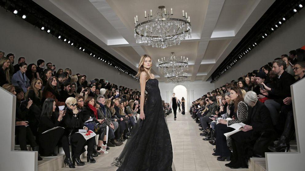 New York Fashion Week: Ralph Lauren reivindica la elegancia femenina