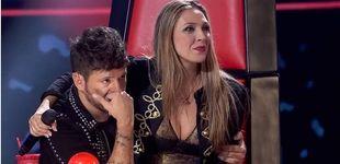 Post de Pablo López protagoniza el momento más agridulce de 'La Voz' en Antena 3