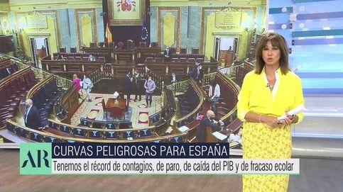 Ana Rosa hunde al Gobierno con tres demoledoras cifras sobre su gestión