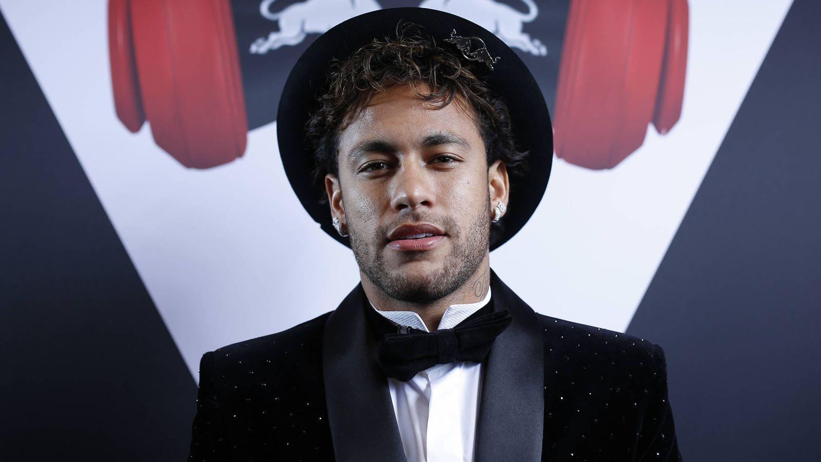Foto: Neymar, el día de su 26 cumpleaños. (Gtres)