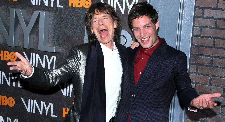 Foto: Mick Jagger con su hijo (Gtres)