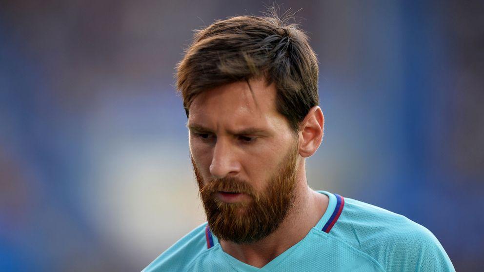 La furia de Messi es suficiente, pero continúa  sin regalar una sola sonrisa