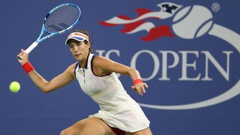 Siga en directo el US Open: Magdalena Rybarikova-Garbiñe Muguruza