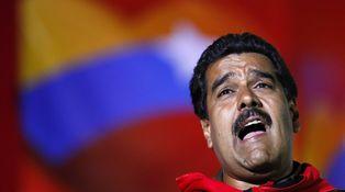 El día que conocí a ese señor gris llamado Nicolás Maduro