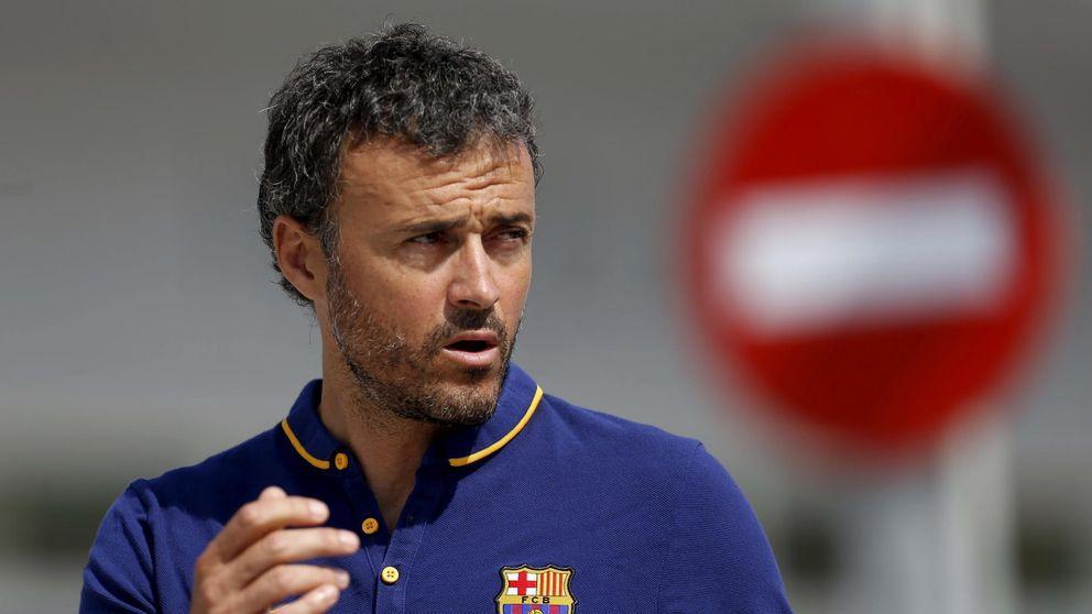 Luis Enrique, a lo Mourinho: los periodistas dejan de viajar con el Barça