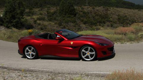 Probamos el último lanzamiento de Ferrari, el Portofino
