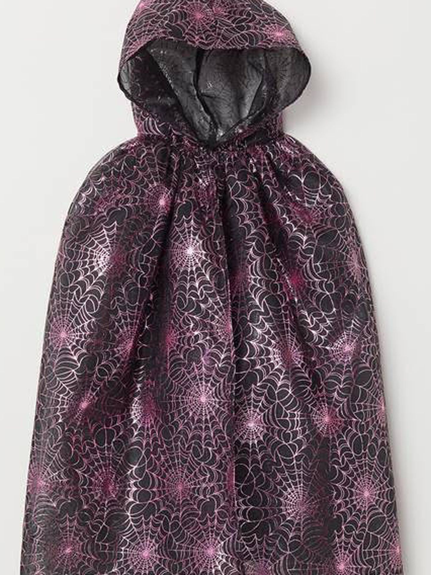 Capa para niña de la edición limitada de la firma H&M (19,99 euros).