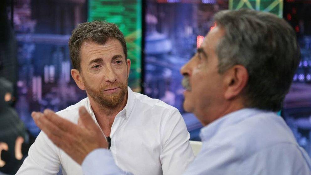 El reproche de Revilla a Pablo Motos en 'El hormiguero': No me ha parecido bien