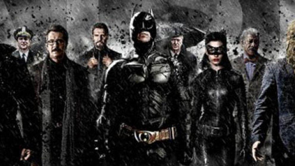 Batman regresa como el tercer mejor estreno de la historia