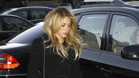 Shakira se blinda ante la crisis política catalana pese a las lágrimas de Piqué