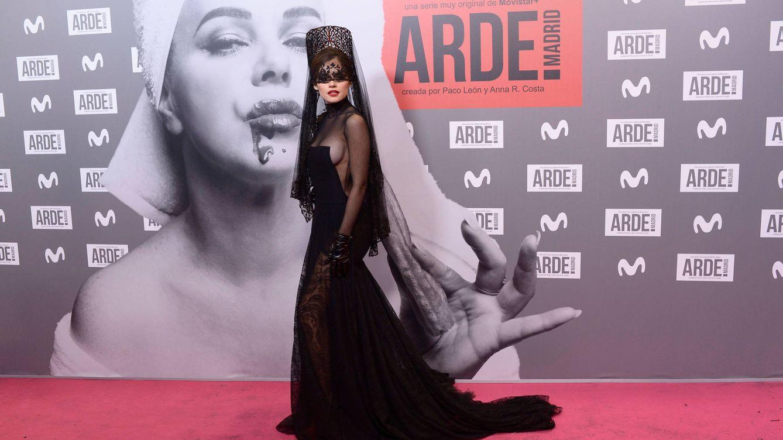 De Inma Cuesta a Eugenia Martínez de Irujo: lo mejor y peor del estreno de 'Arde Madrid'
