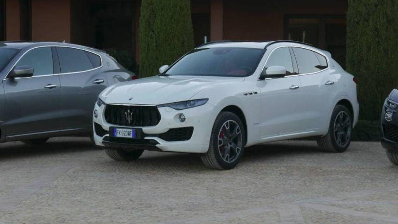 Maserati Levante: cómo un gran deportivo de lujo puede sorprender en el campo