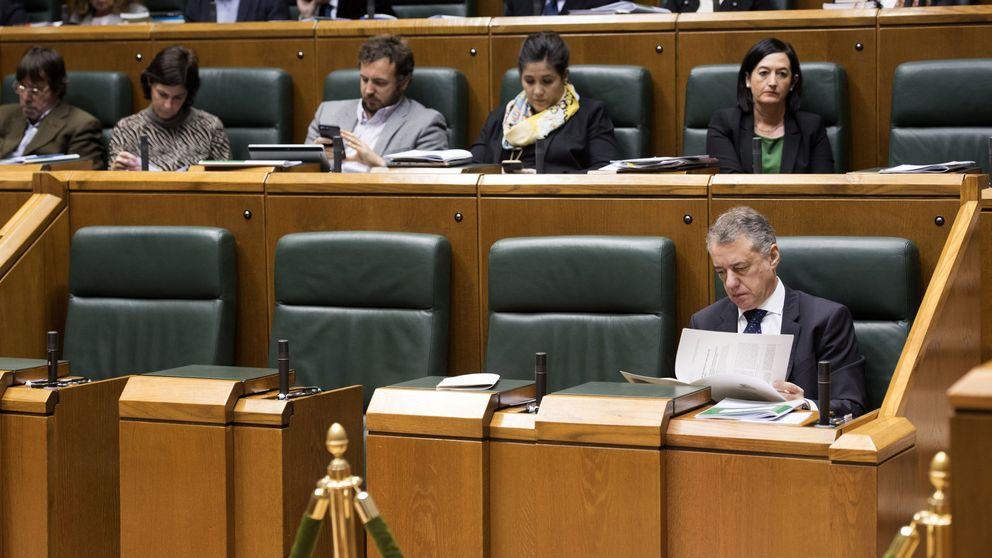 Urkullu abre la doble vía de PP y EH Bildu para llegar a un acuerdo presupuestario