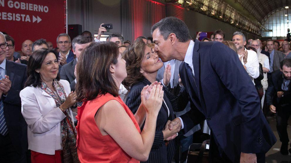 Calvo afina los cargos para Podemos: órganos tipo CNMV o CIS o elegidos por las Cortes