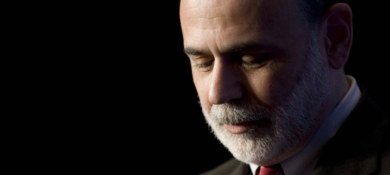 Foto: El presidente de la Reserva Federal, Ben Bernanke