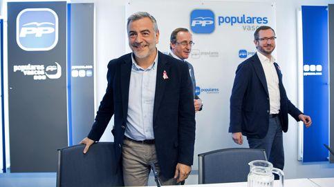 PP vasco reconoce que en el partido existe inquietud por la corrupción
