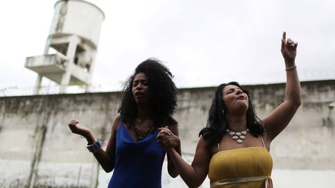Concurso de belleza en una cárcel de Brasil