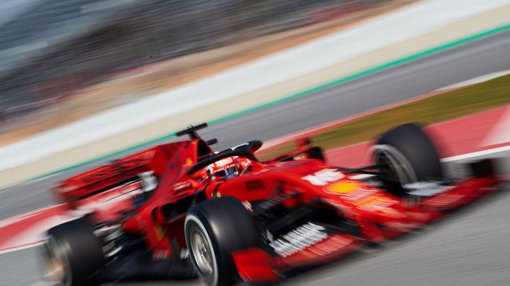 Foto: El piloto monegasco de Ferrari, Charles Leclerc. (EFE)