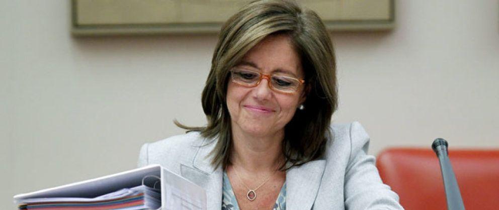 Foto: Montoro fuerza la dimisión de la directora de la Agencia Tributaria tras el escándalo de la Infanta