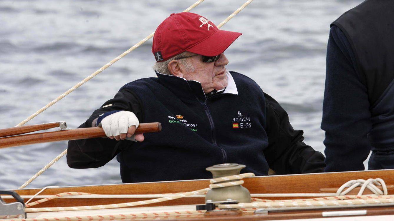 El Rey Juan Carlos pasará el 2017 a bordo del Gallant compitiendo en vela: esta es su ruta