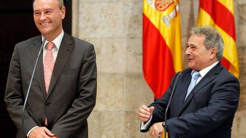 Fabra logra una calma tensa en el PP valenciano ante la visita de Rajoy