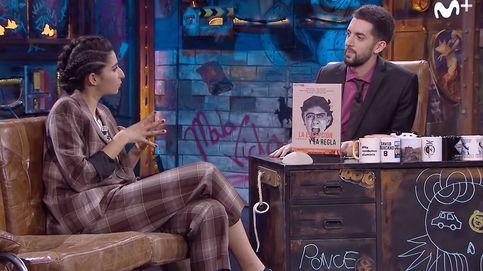 Alba Flores deja en evidencia a Broncano antes de ruborizarse al hablar de sexo