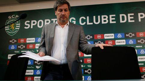 Palizas, escupitajos y ultras: Bruno de Carvalho, el volcán del fútbol portugués