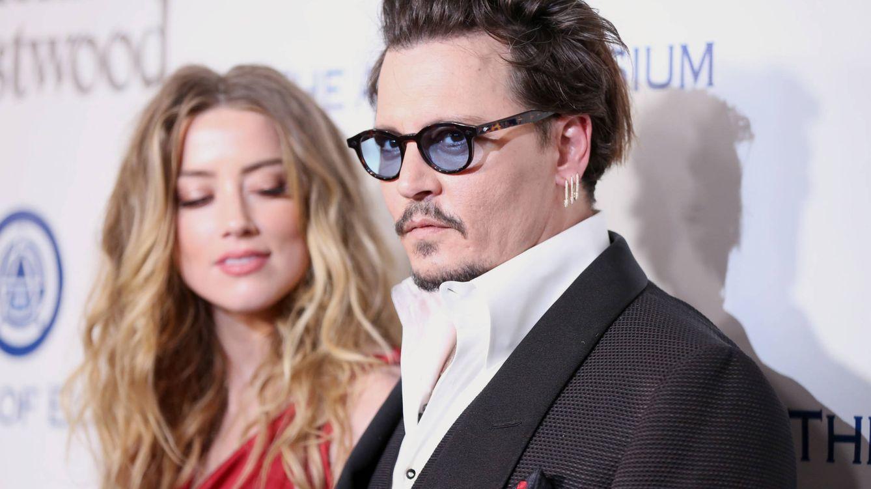 Foto: Johnny Depp y Amber Heard en una imagen de archivo (Gtres)