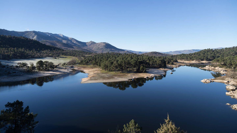 Embalse El Burguillo, Navaluenga (Fuente: iStock)