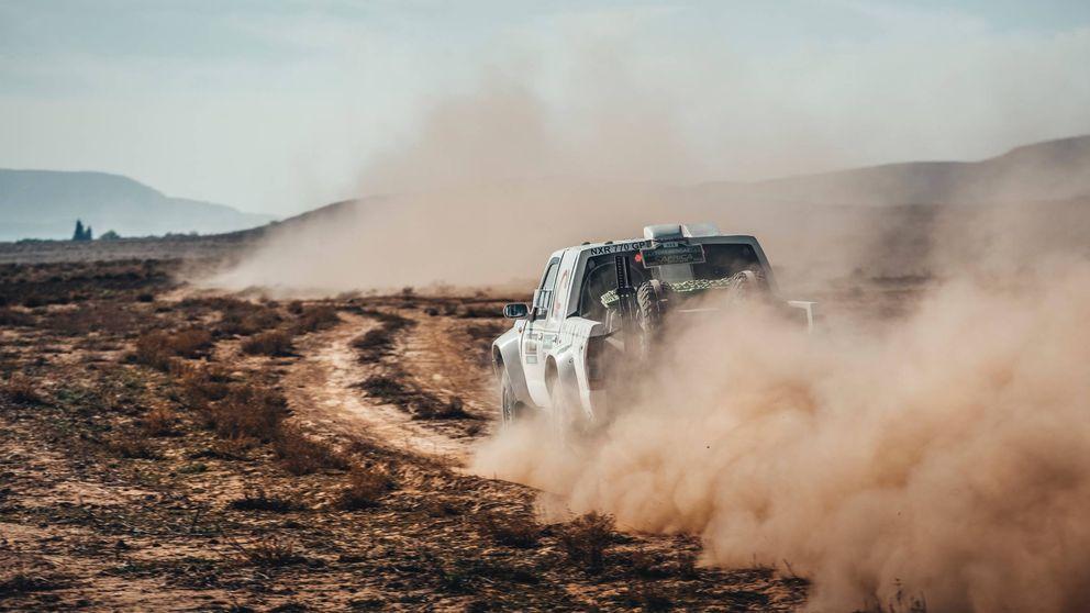 'El que se fue a Sevilla…': el 'otro' Dakar en manos de dos zorros del desierto