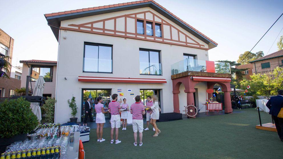 A subasta la finca para fiestas privadas del barrio más rico de España