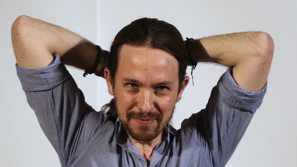 Foto: Pablo Iglesias, secretario general de Podemos (Reuters)