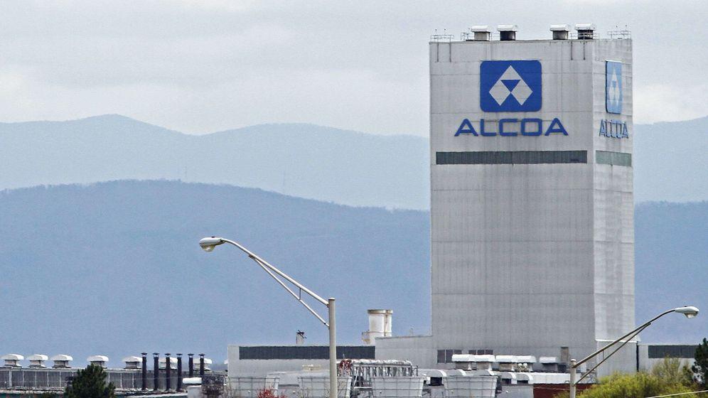 Foto: Fábrica de Alcoa. (Reuters)