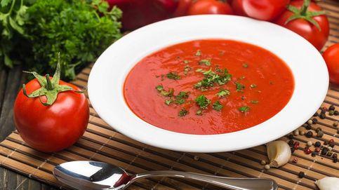 Sopa fría de tomates de Extremadura para pasar el verano