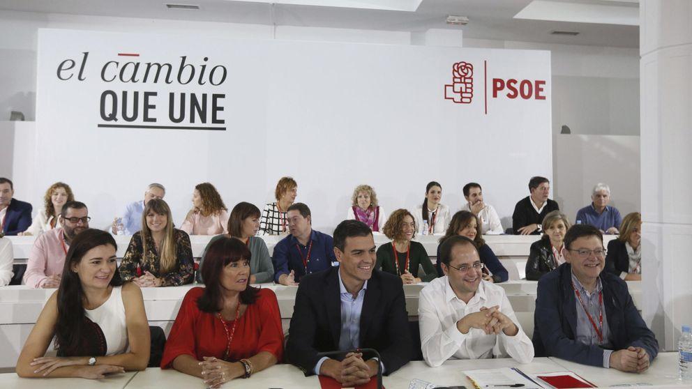 Los barones del PSOE cierran filas y piden a Lozano que rectifique