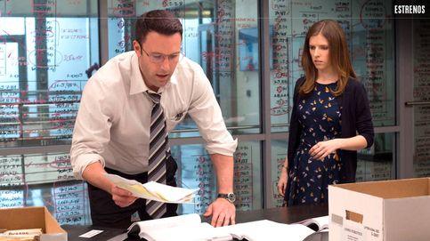 'El contable': no se rían de Ben Affleck, por favor