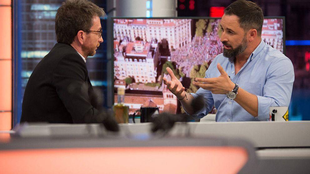 Teles y debates: Vox ahora sí usará los medios para intentar dar el sorpaso a Cs