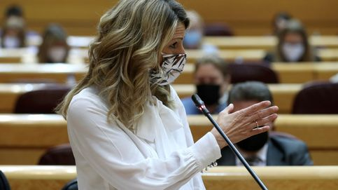 Díaz pide sosiego en su estreno al frente de Unidas Podemos en el Congreso