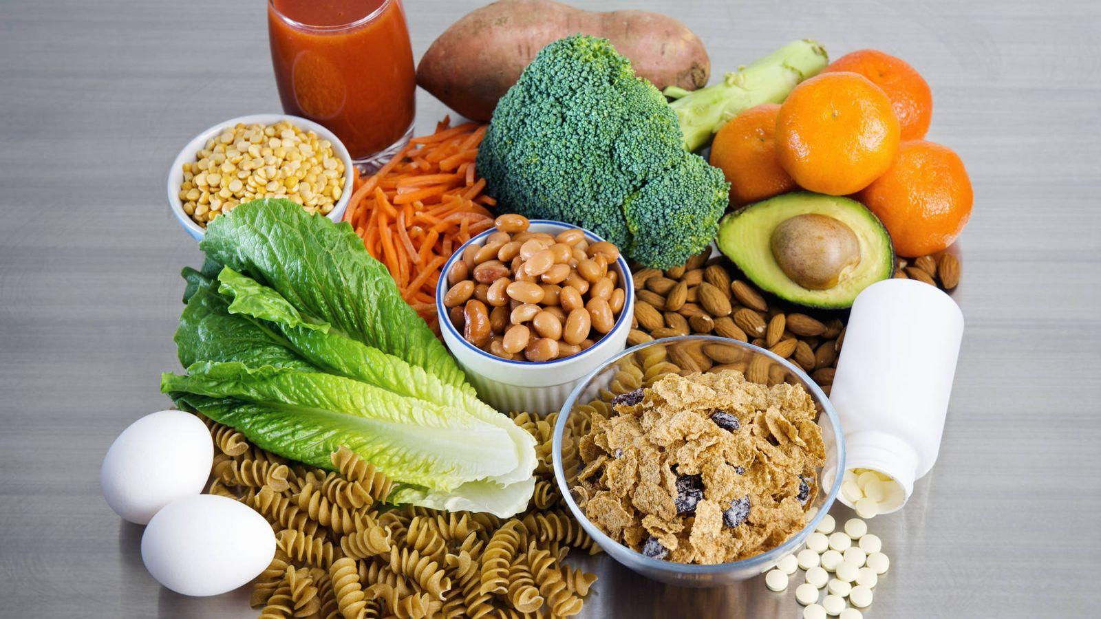 Nutrientes: Tienes deficiencia de folato.  Cómo evitar sus ...
