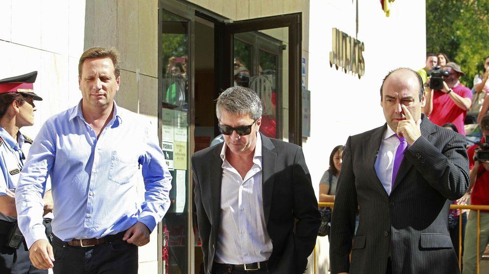Foto: La Fiscalía pide 18 meses de prisión para el padre de Messi (Efe).