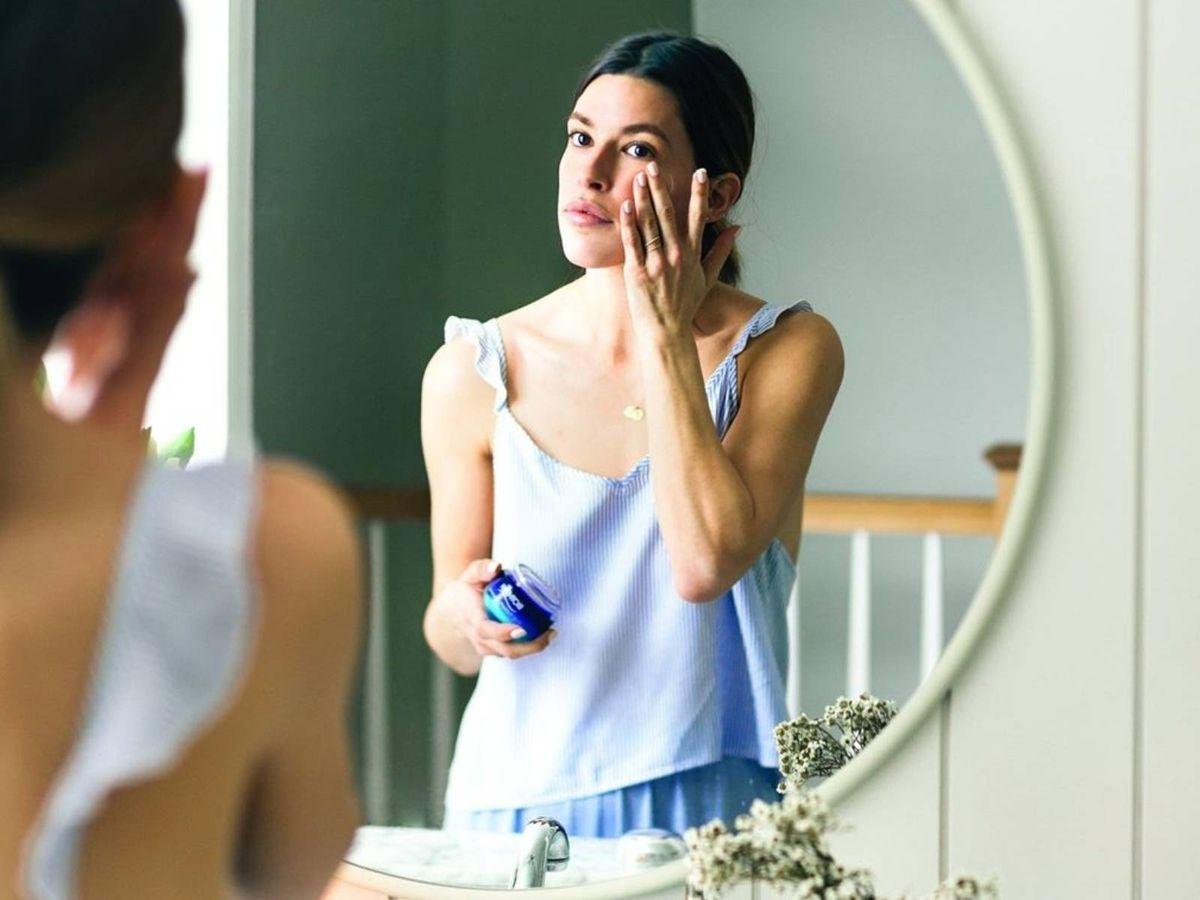 Foto: Ficha una crema hidratante no grasa para mimar tu rostro. (Instagram @biotherm)