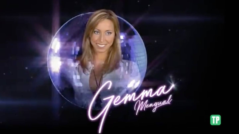 Gemma Mengual, concursante en 'Bailando con las estrellas' (TVE)